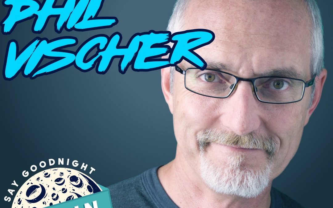 Phil Vischer: He, Himself, Bob, and Kevin