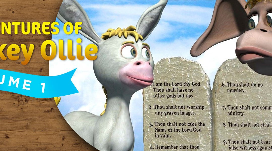 Donkey Ollie Conspiracy Theory