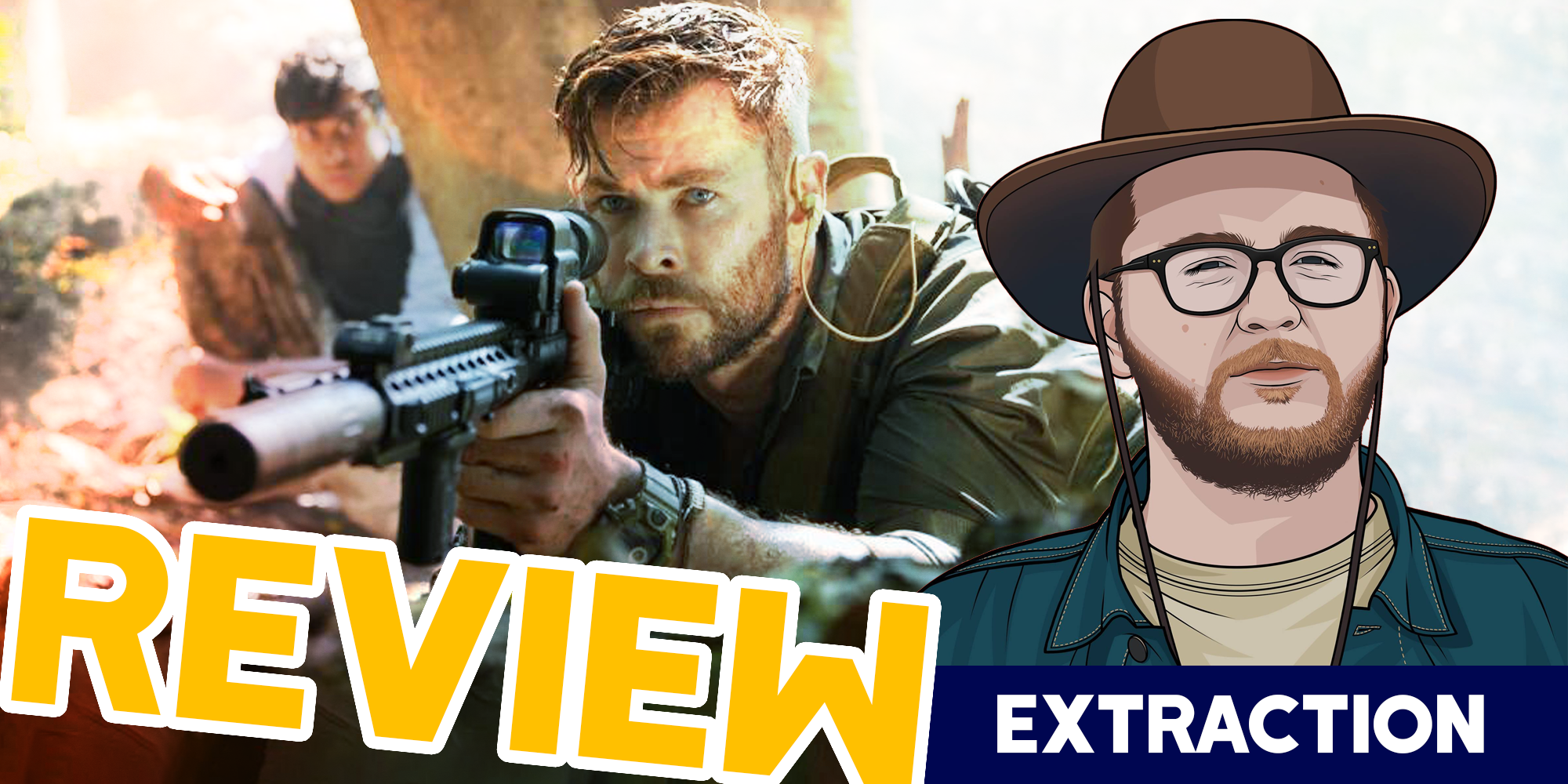 Extraction Extraction Movie Review Say Goodnight Kevin
