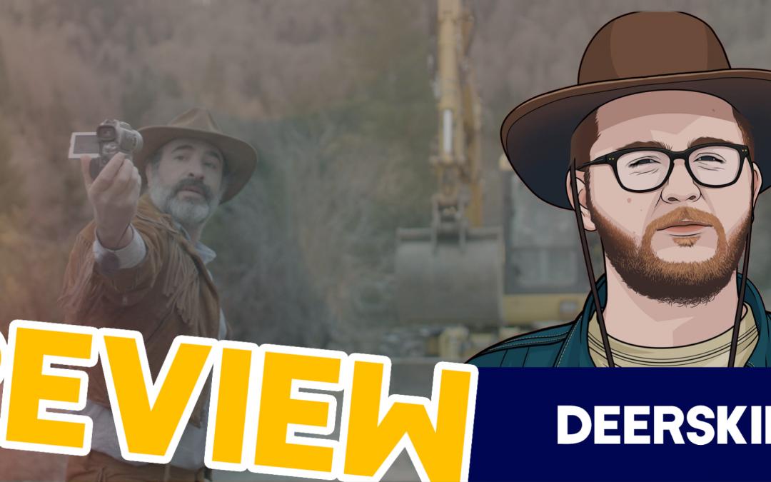 Leather Jacket Simulator! – Deerskin Review