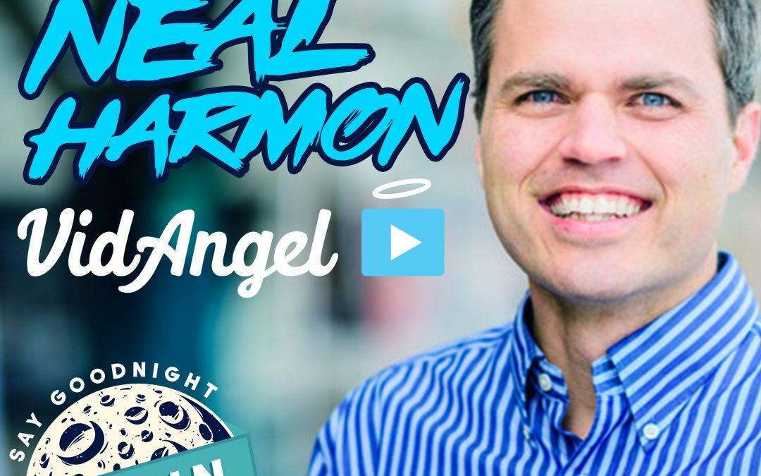 VidAngel Co-Founder Neal Harmon