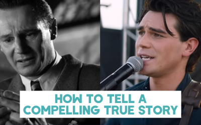 Where Do I Go From Here? – How To Tell A Compelling True Story