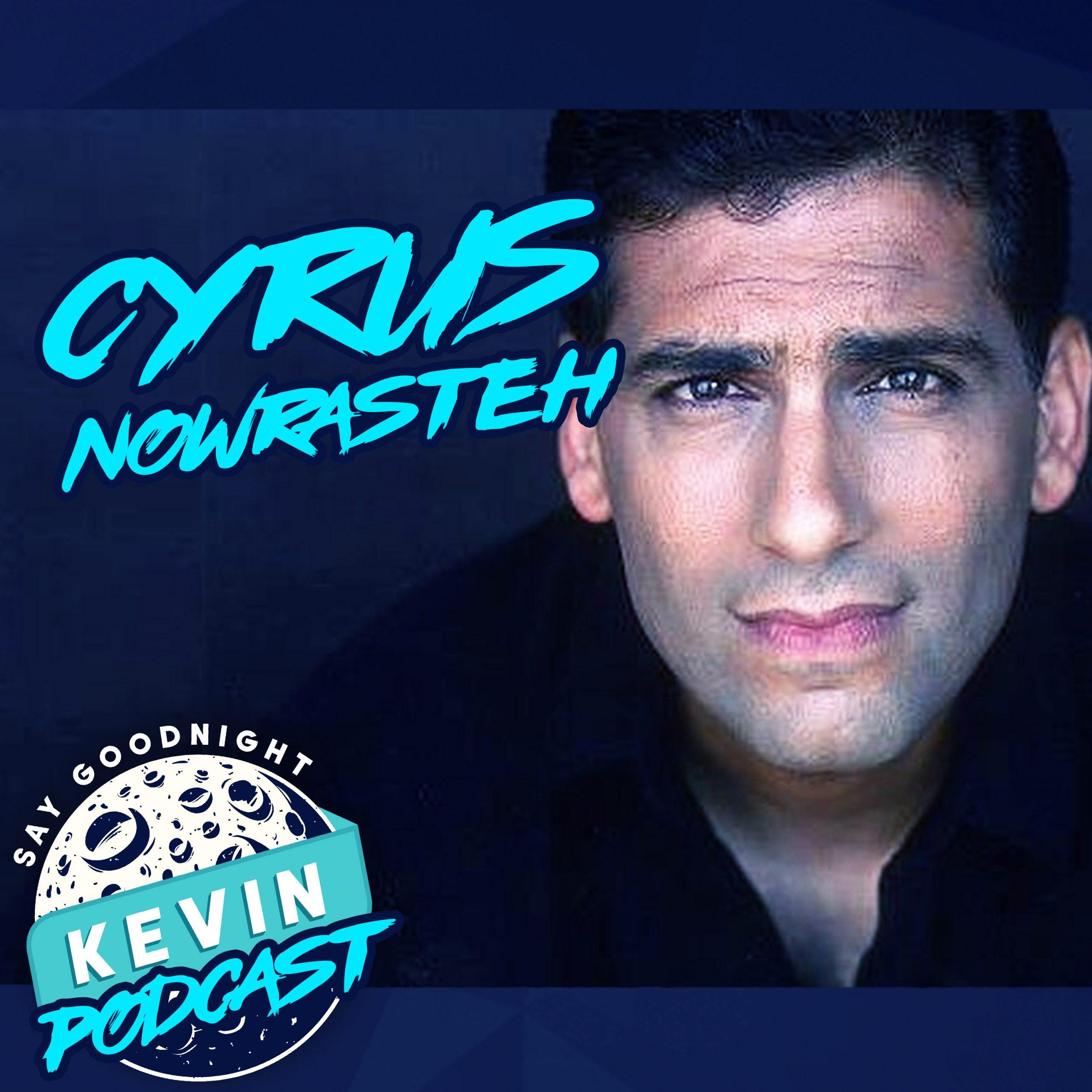 Cyrus Nowrasteh: Infidel Director