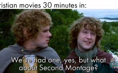 The Say Goodnight Kevin Lord of the Rings Meme Collection
