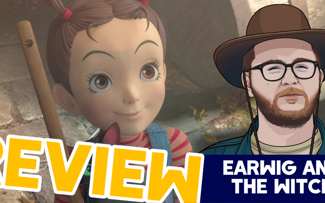 A Rare Disappointment From Ghibli – Earwig and the Witch Review