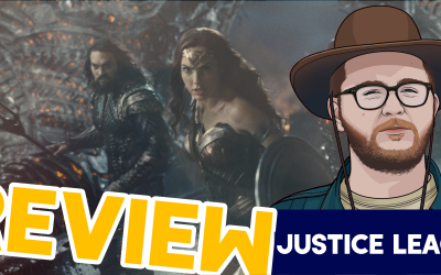 #TheyFinallyReleasedIt – Zack Snyder's Justice League Review