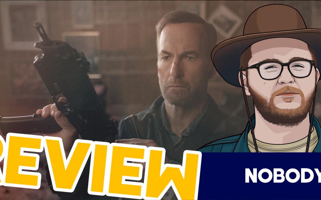 John Wick, But It's Saul Goodman – Nobody Review